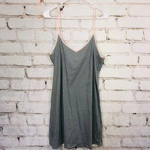 Victoria's Secret cami gown dress pajama xl new